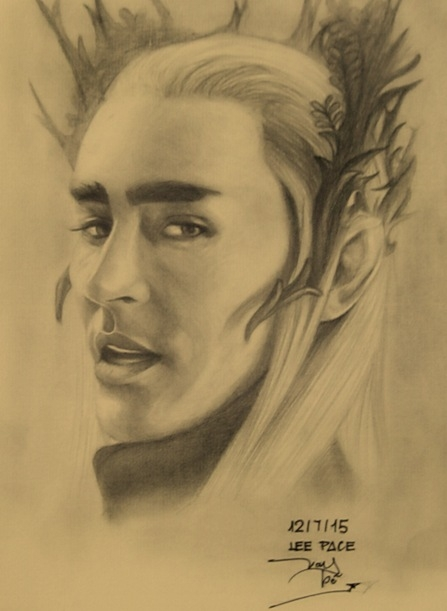 Lee Pace by trangvo